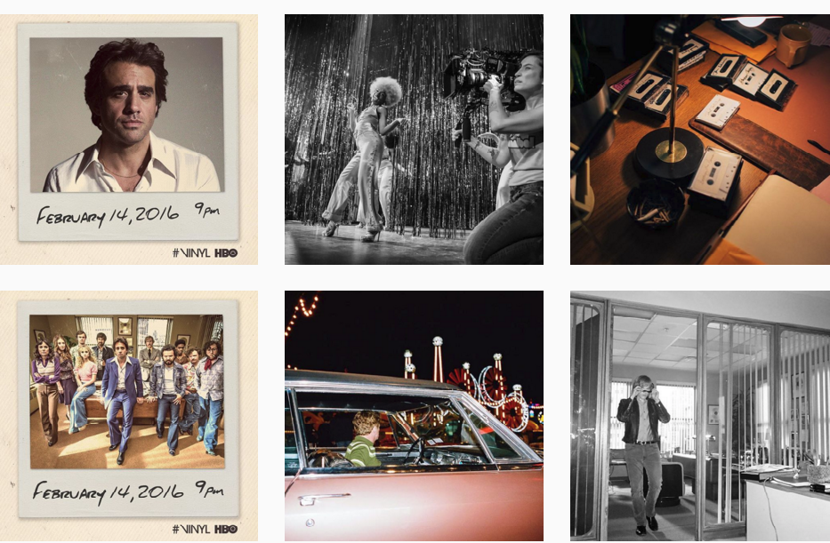 To «Vinyl» έχει ήδη δυναμική παρουσία στο Instagram