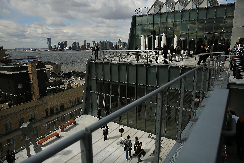 To Whitney Museum στη Νέα Υόρκη, δημιουργία του Ρέντσο Πιάν (Spencer Platt/Getty Images/Ideal Image)