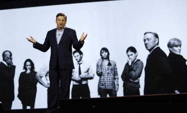 O, ελληνικής καταγωγής, Τεντ Σαράντος, υπεύθυνος για το περιεχόμενο του Netflix
