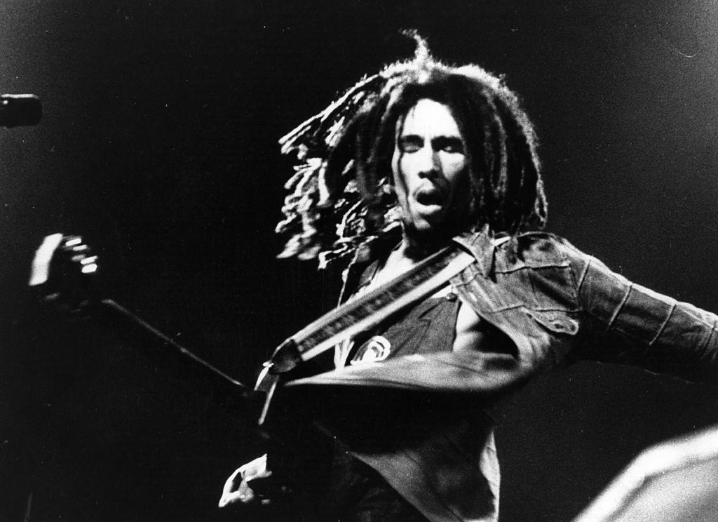 Σε συναυλία την 1η Ιανουαρίου του 1975