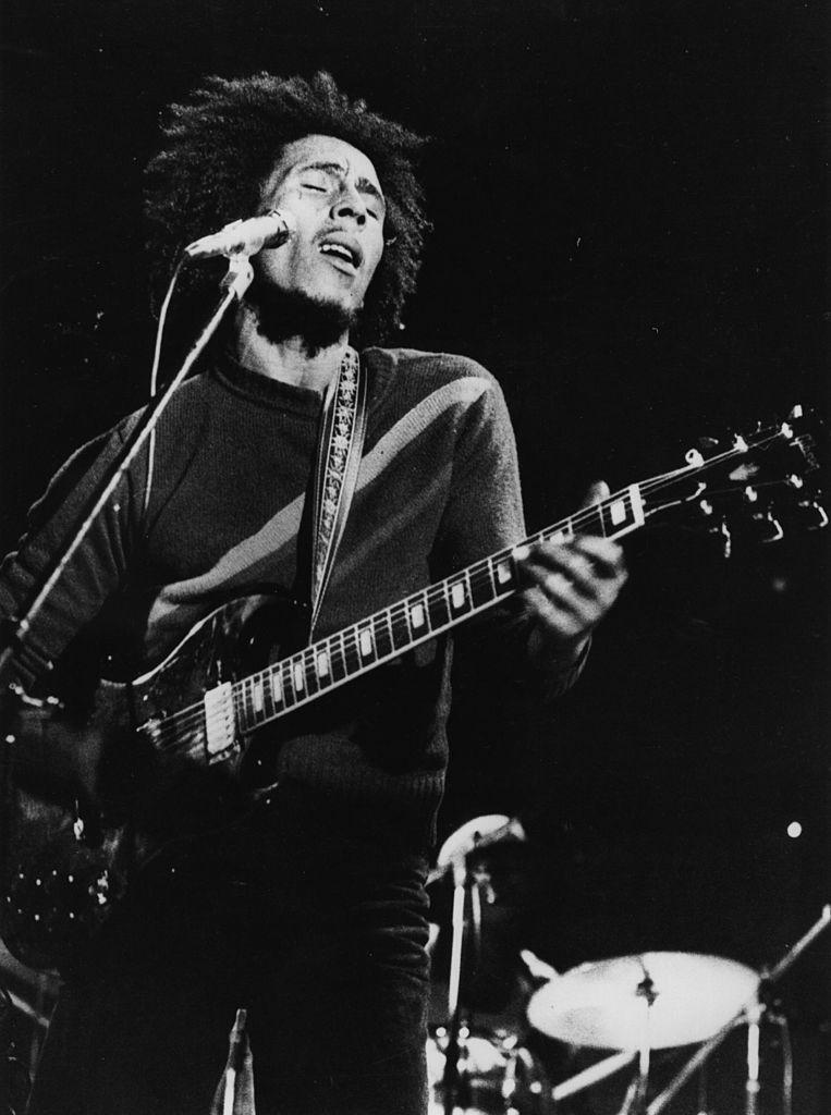 Σε συναυλία το 1974