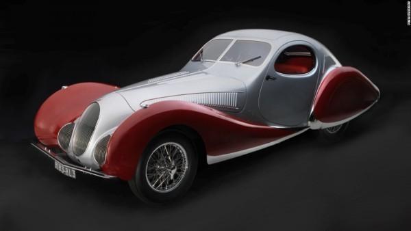 Εdsel Ford Model 40 Special Speedster του 1934 Φτιάχτηκε κατά παραγγελία του γιου του Χένρι Φορντ, που ήθελε ένα σπορ μοντέλο «σαν τα ευρωπαϊκά». Αναπαλαιώθηκε μετά από σχεδόν 70 χρόνια και αποτελεί κομμάτι της ιστορίας του αυτοκινήτου.