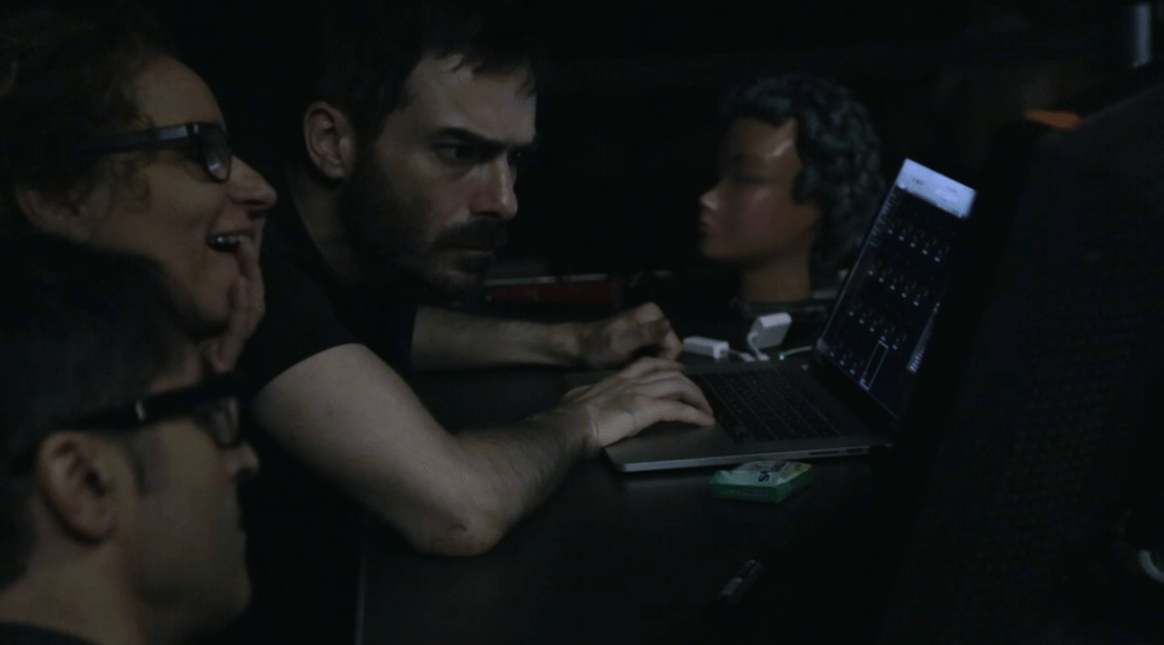 behind the scenes Samaras Manidaki