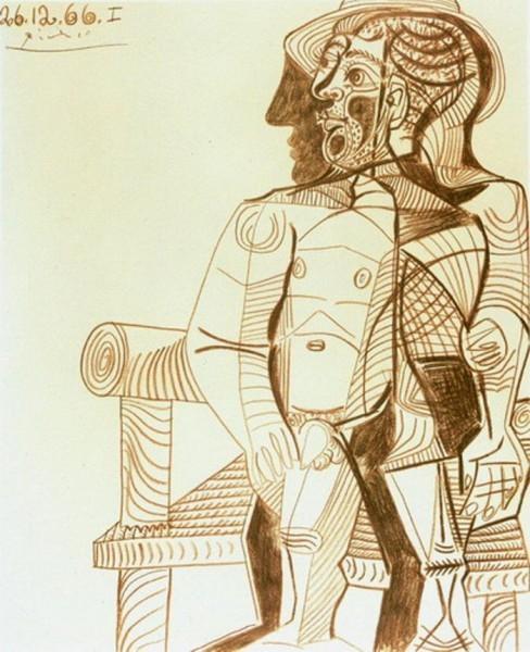pablo-picasso-self-portraits-chronology-23