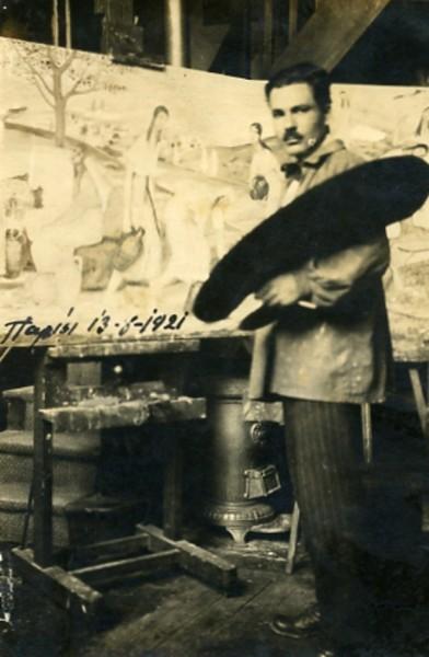 Γουναρόπουλος, Παρίσι, 13-6-1921