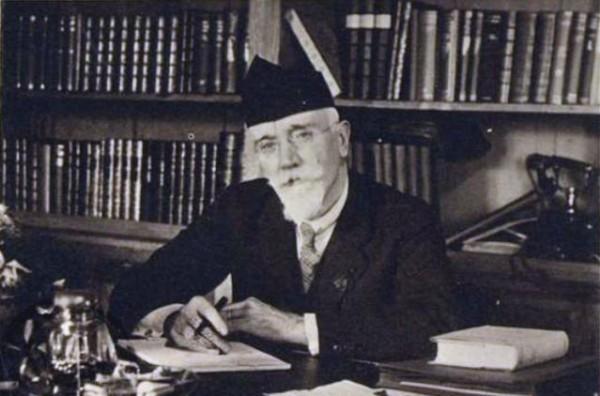 Ο Ελευθέριος Βενιζέλος το 1930.