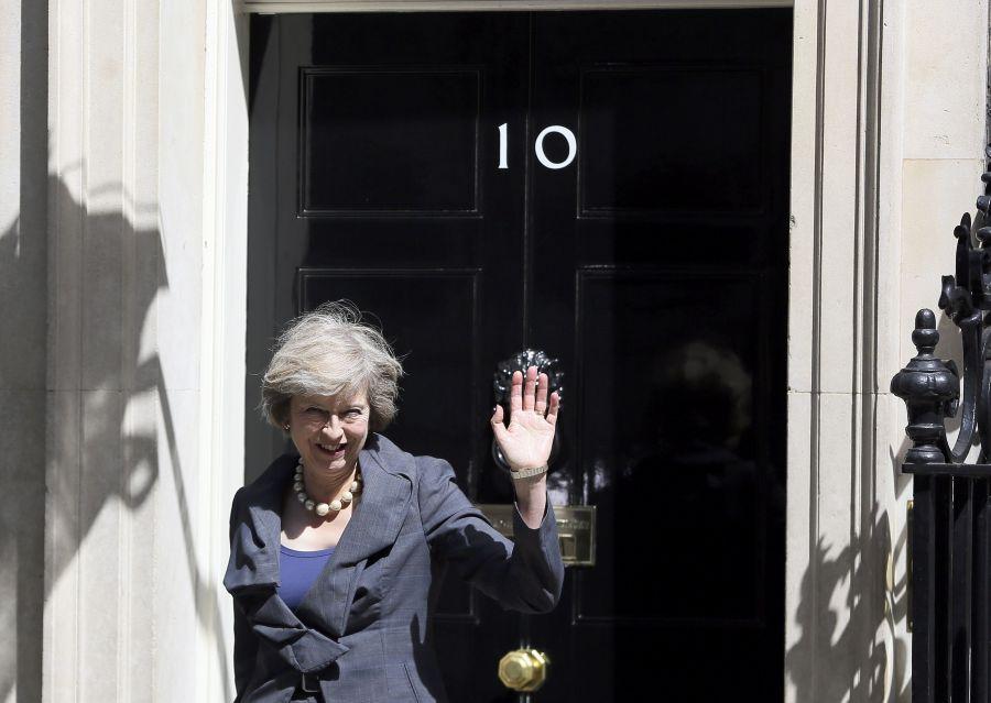 H δεύτερη γυναίκα που θα ζήσει ως πρωθυπουργός στο νούμερο 10 της Downing Street