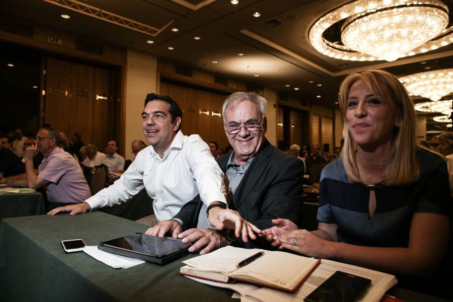 H Ρένα Δούρου θα μπορούσε να είναι ένα θεωρητικό, μακρινό αυτή τη στιγμή, ενδεχόμενο για τον ΣΥΡΙΖΑ