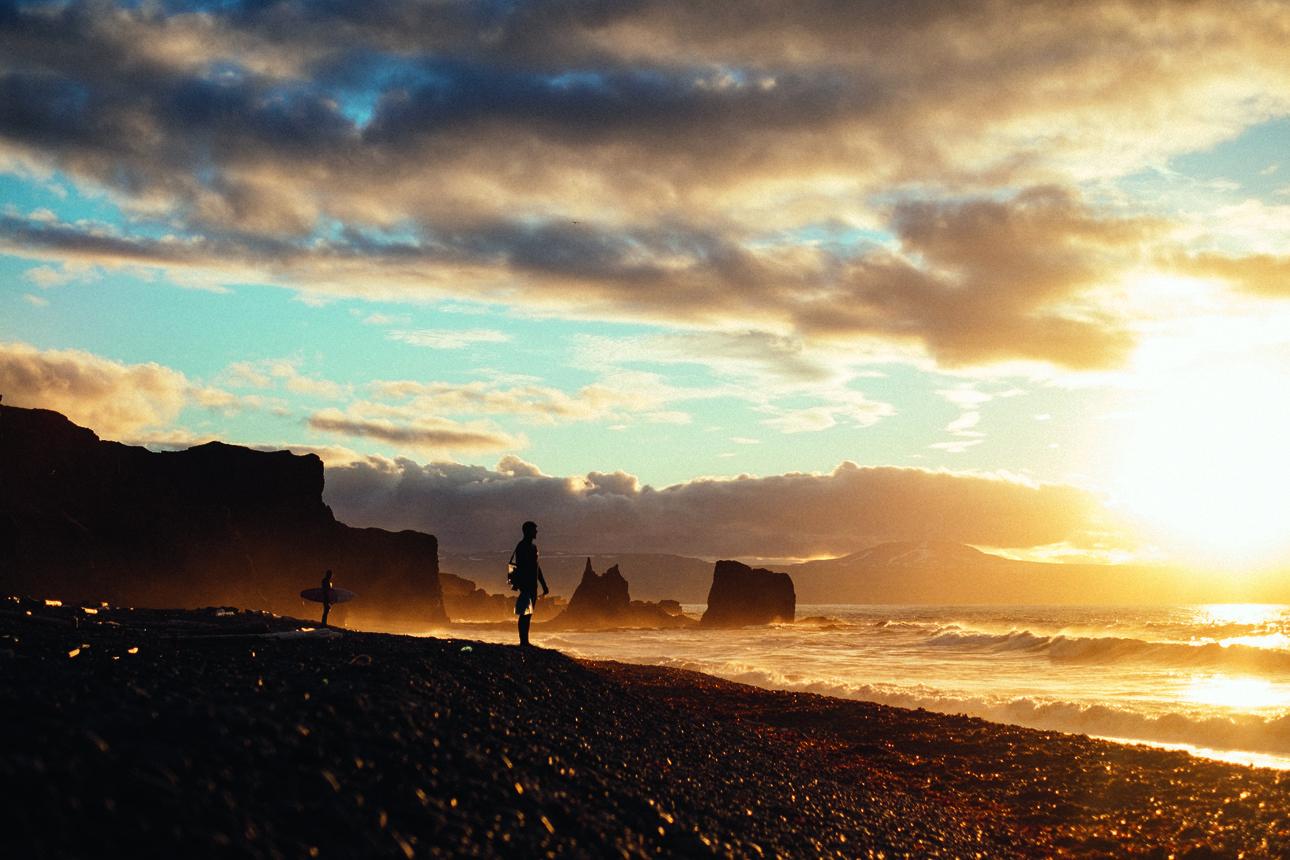 Τα κύματα της Ισλανδίας είναι μόνο για τους πολύ έμπειρους ή ντόπιους σέρφερ καθώς ο καιρός αλλάζει απότομα και επικίνδυνα
