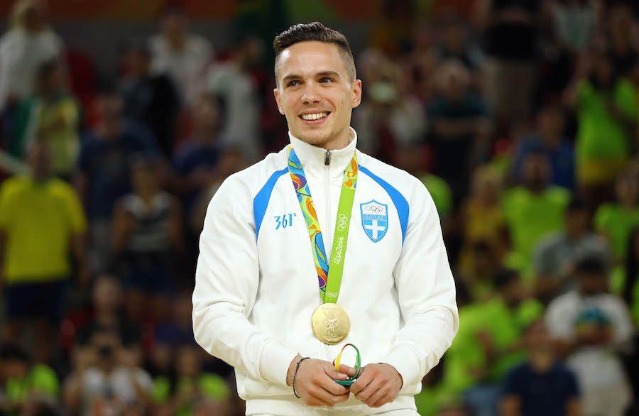 Ευτυχισμένος ως ολυμπιονίκης