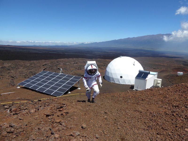 Το Μάουνα Λόα θεωρείται ιδανική τοποθεσία για αντίστοιχα πειράματα λόγω της απρόσιτης τοποθεσίας και του ηφαιστειογενούς εδάφους, το οποίο εμφανίζει ομοιότητες με αυτό του Αρη