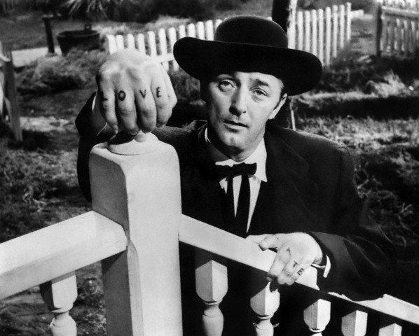 1955 --- Robert Mitchum in --- Image by © CinemaPhoto/Corbis