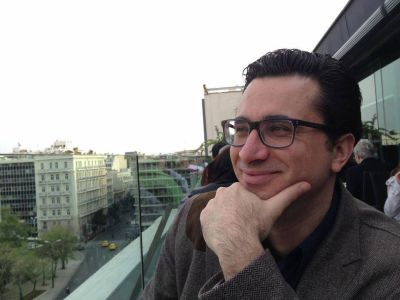 O νομικός της ομάδας και μεγαλύτερος σε ηλικία, ο 40χρονος Δημήτρης Τσαραπατσάνης