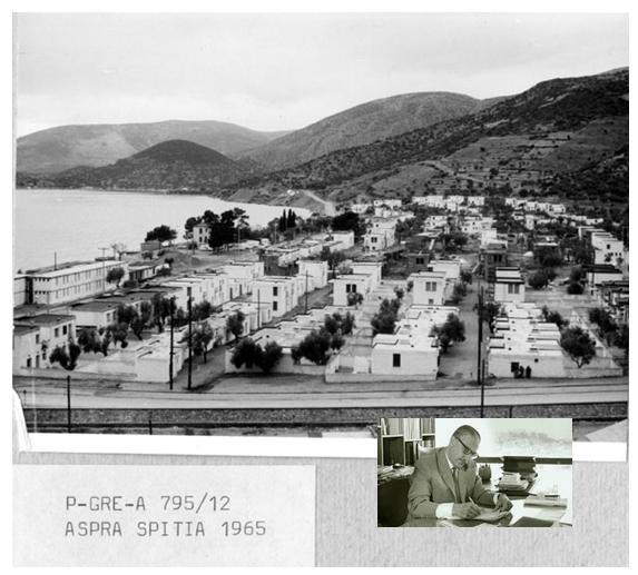 Ασπρα Σπίτια - Κωνσταντίνος Δοξιάδης