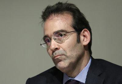 O συγγραφέας, καθηγητής Γιώργος Παγουλάτος
