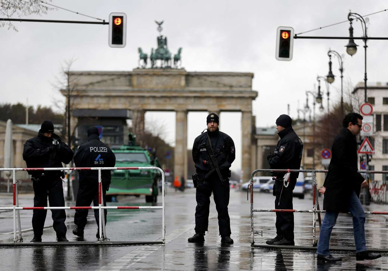 Γνωριμίες Πύλη Του Βερολίνου