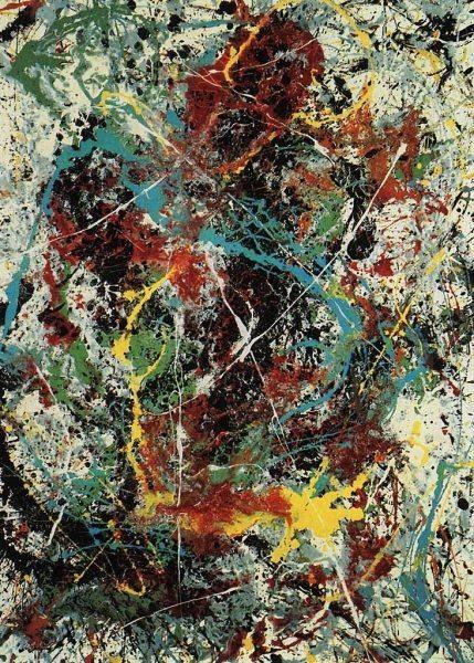 Jackson Pollock - Number 31, 1949 (1949)
