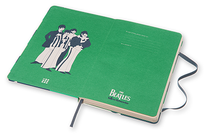 Moleskine The Beatles400x264