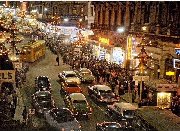costas-balafas-stadiou-street-athens-1960s