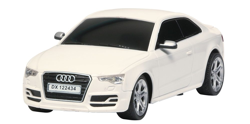 thlekateythinomeno Buddy Toys Audi S5 leuko