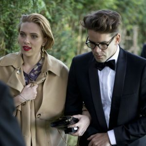 Scarlett-Johansson-Romain-Dauriac-Attend-Wedding