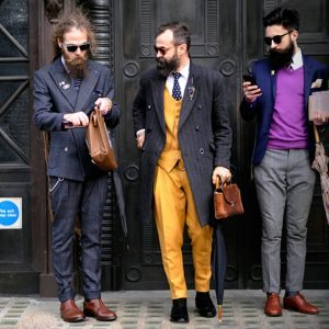 LCM, AW15 Victoria House, Bloomsbury, London Street Style Fashion.