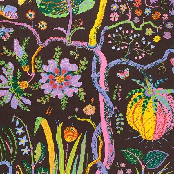 svenskt_tenn_textil_hawai_brun