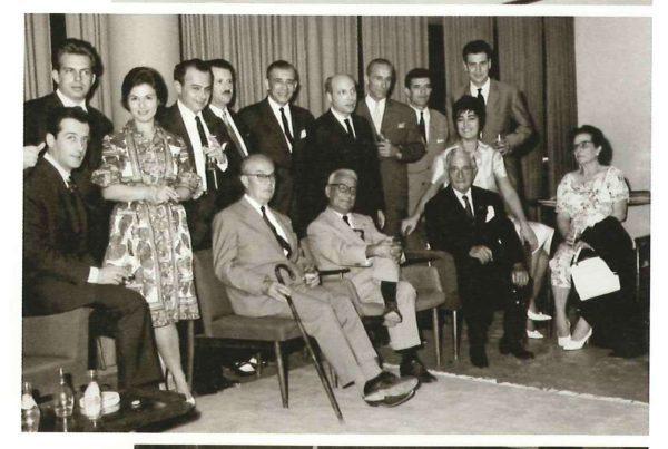 Festibal Kinimatografou - kritiki epittropi 1961