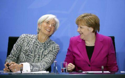 Lagarde-Merkel