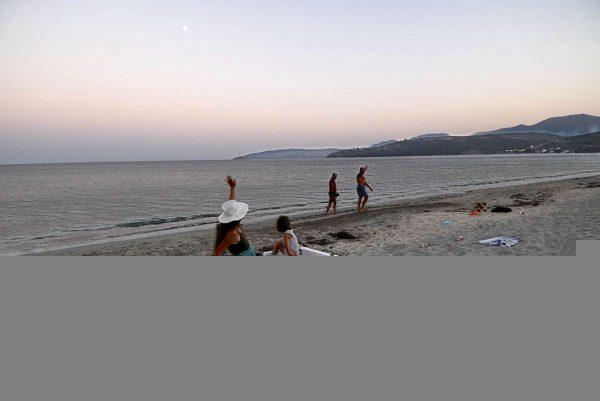 VATHY BEACH