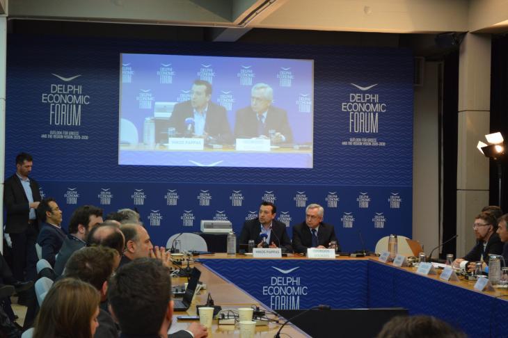Ο Νίκος Παππάς μίλησε για τα σχέδια εκσυγχρονισμου του δημοσίου τομέα