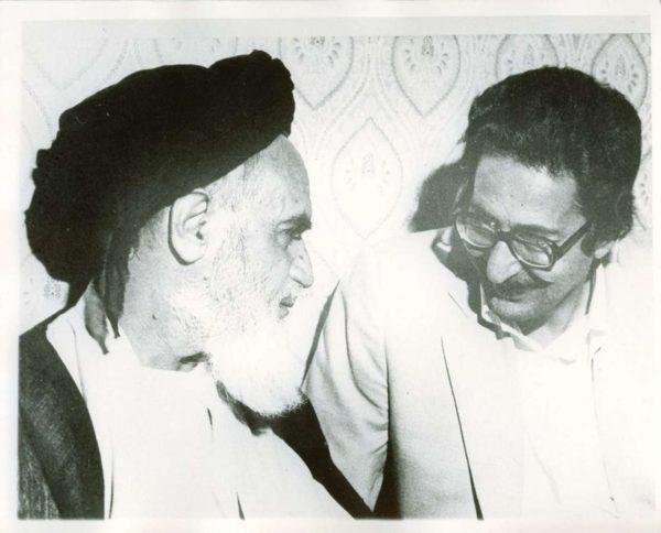 Banisadr_Khomeini