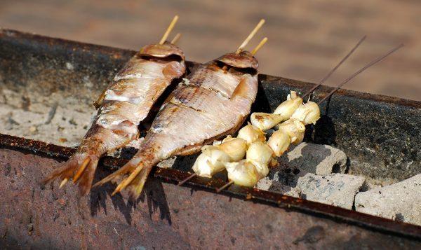 process of fish preparation_17719087