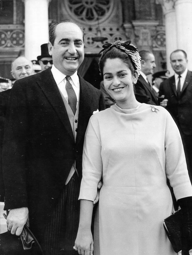 Με τη Μαρίκα στα 60s