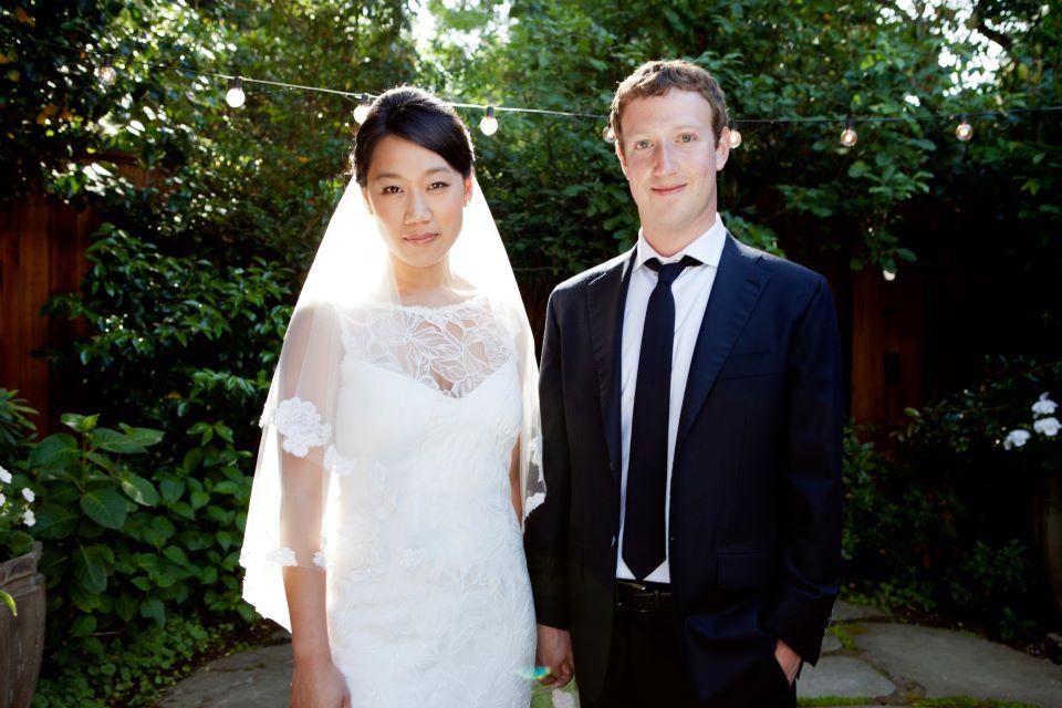 Μάιος 2012. Ο γάμος με την Πρισίλα Τσαν