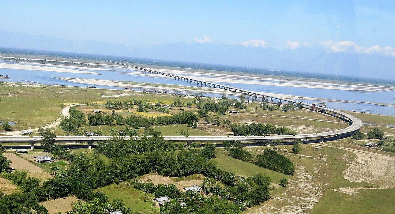 DholaSadiya bridge