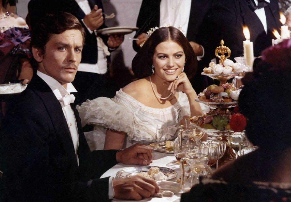 Πάλι στα κάδρα του Λουκίνο Βισκόντι. Με την Κλαούντια Καρντινάλε στον θρυλικό «Γατόπαρδο» (1963)