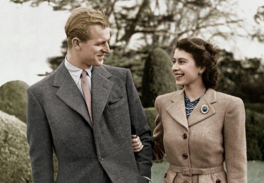 Με την βασίλισσα Ελισάβετ παντρεύτηκαν το 1947
