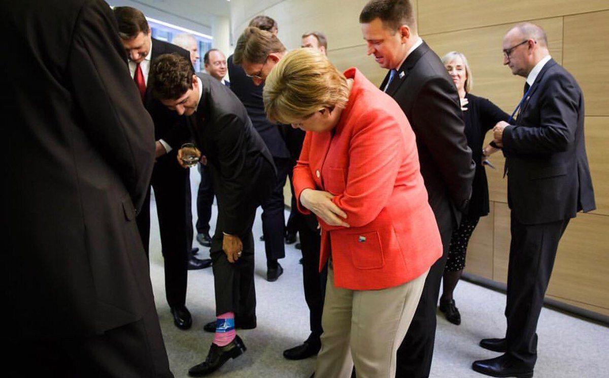trudeau-socks