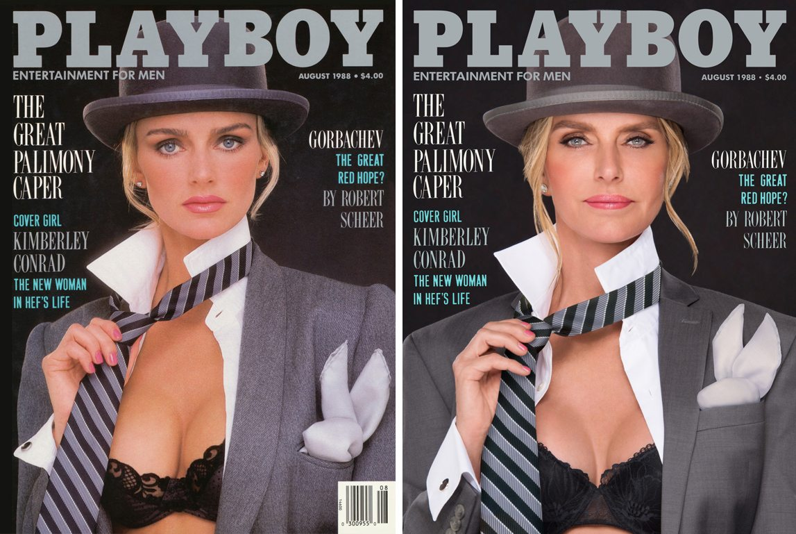Kimberly_Cover_Playboy