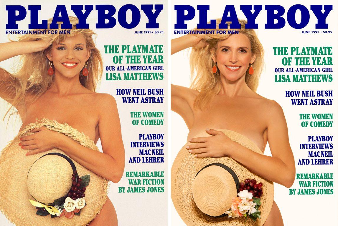 Lisa_Cover_Playboy