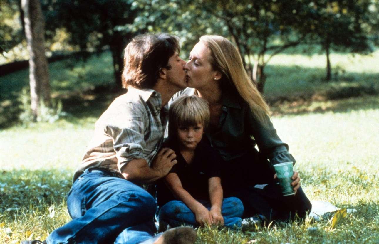 O Ντάστιν Χόφμαν, η Μέριλ Στριπ και ο Τζάστιν Χένρι. Ο Τεντ, η Τζοάνα και ο Μπιλ Κράμερ. Στο «Kramer vs Kramer» (1979), τον εφιάλτη κάθε διαζευγμένου