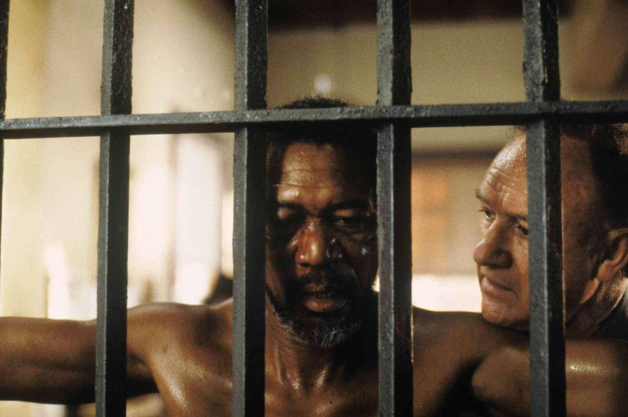 Με τον Τζιν Χάκμαν στους οσκαρικούς «Ασυγχώρητους» (1992) του Κλιντ Ιστγουντ
