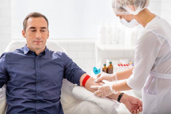 blood test cancer