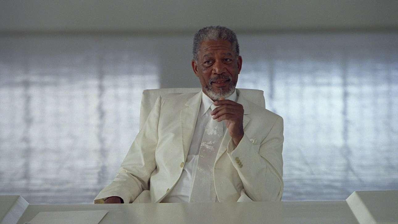O Θεός είναι... μαύρος. Στο «Bruce Almighty» (2003)