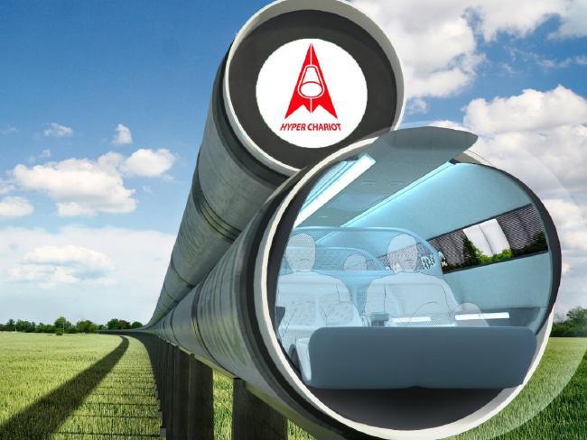 Οι επιβάτες θα βιώνουν ταχύτητες 6.5 χιλιάδων χλμ/ώρα