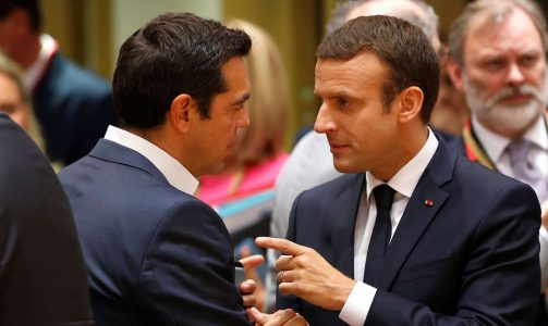 macron tsipras