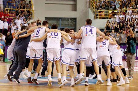 ΔΤ ΕΚΟ - Eurobasket U20 1