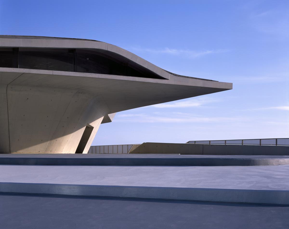17 Zaha Hadid Architects, Salerno Maritime Terminal, Salerno, Italy