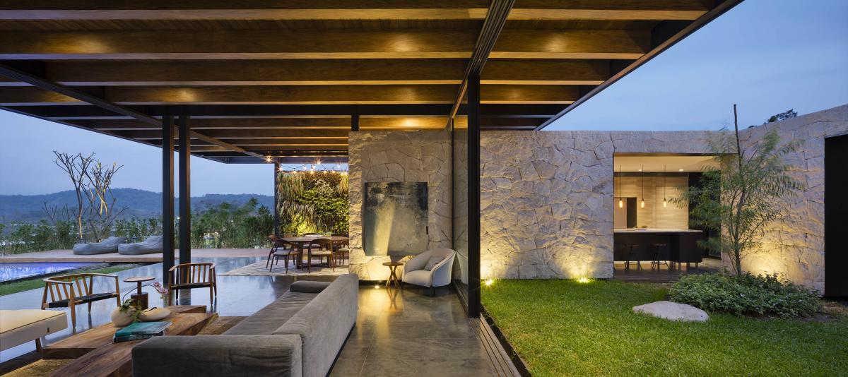 19 EMC Arquitectura, Hour House, La Libertad, El Salvador